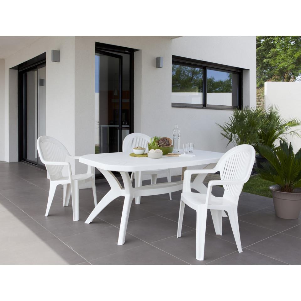 Ibiza Gartentische 165 X 100 Cm