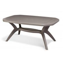 Tables de jardin Ibiza 165 x 100 cm