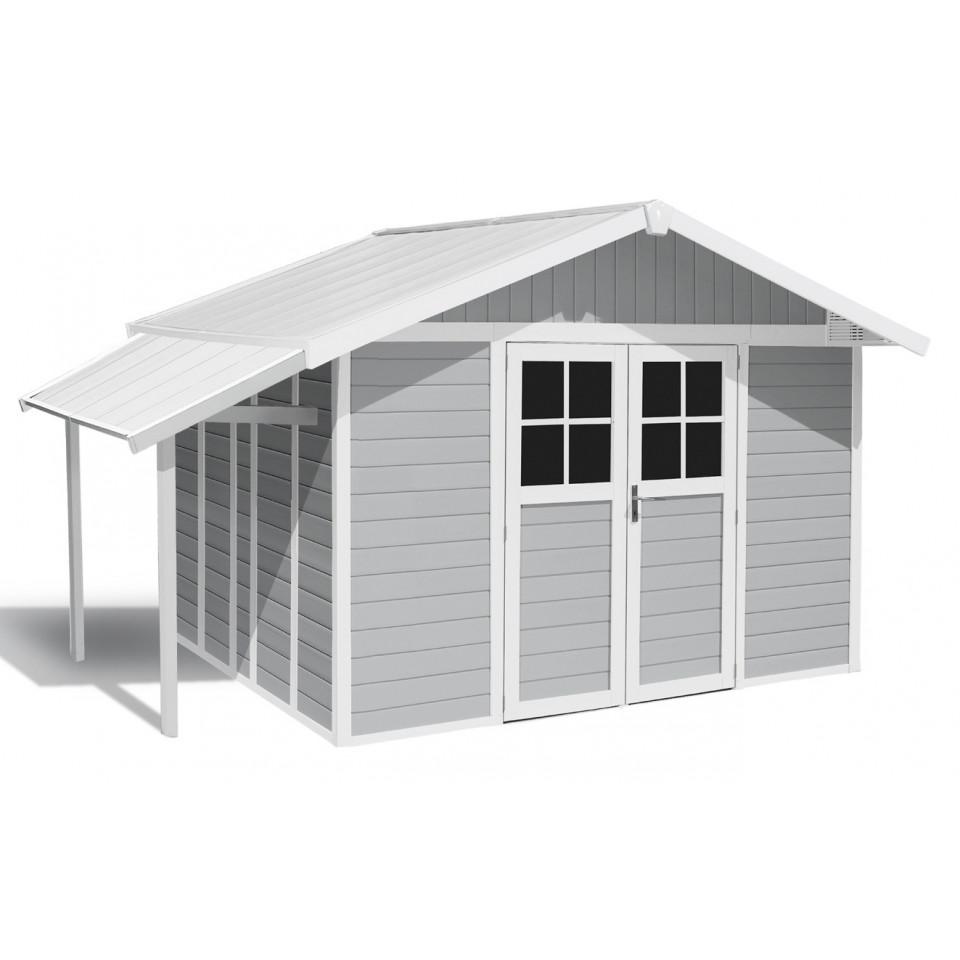 Abri de jardin Lodge 11 m²