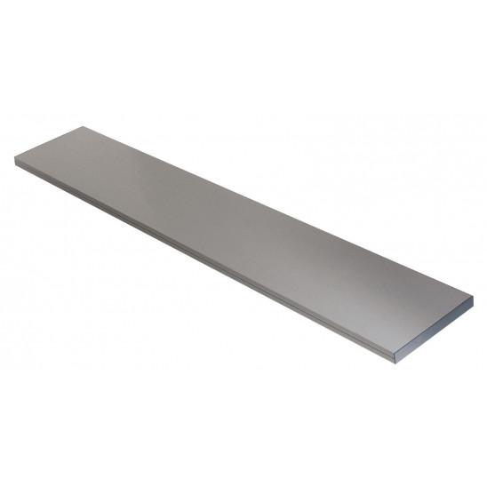 Modulare Regal MODUL'UP Tablett 230 cm grau
