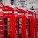 Mur décoratif Element 3D London phone-1