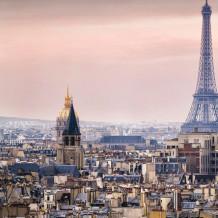Dekorwand 3D Element Tour Eiffel