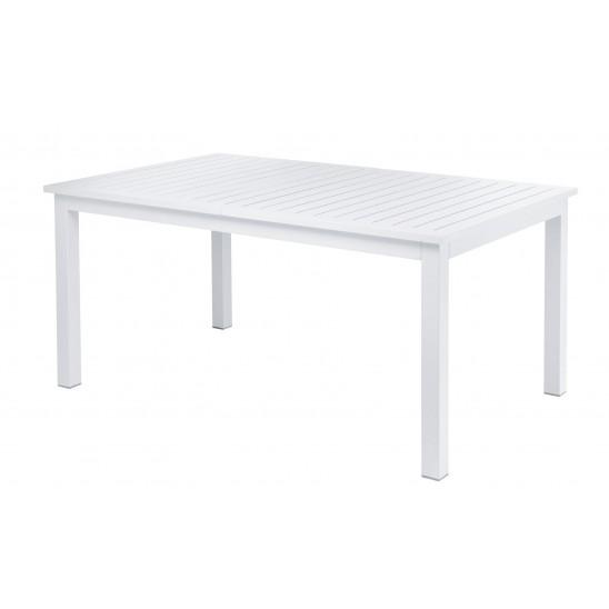 Table Triptic aluminium 174-244 cm