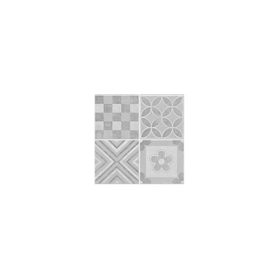 Wandbekleiding Element 3D cement 2 tegels