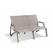 Sessel SUNSET inklusive Armlehnen 2 Plätze
