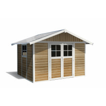Gartenhaus DECO Sherwood 7,5 m²