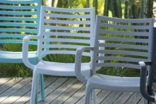 Ein Festival der Gartenstühle und sessel!